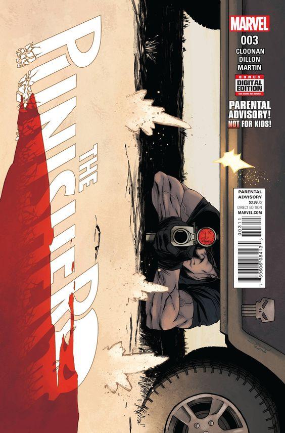 Punisher (2016) Issue #3