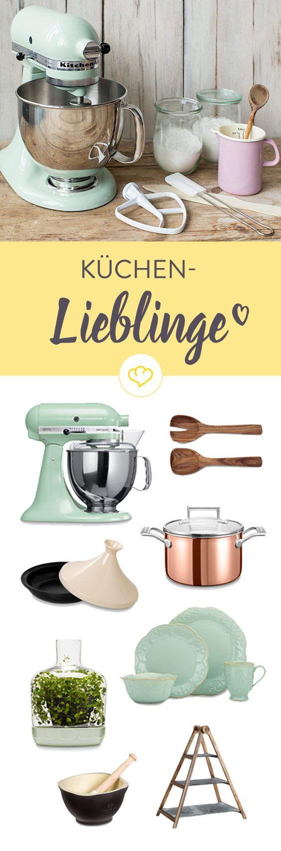 Mach deine Küche zu deinem Lieblingsplatz!