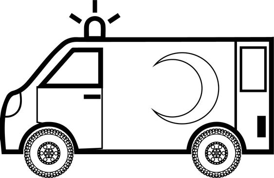 Okul Oncesi Ambulans Boyama Sayfasi Boyama Sayfasi Ciktisi Al Ambulans Boyama Resmi Sayfasi Kara Tasitlari Boyama Sayfasi Ya Ambulans Sanat Boyama Sayfalari