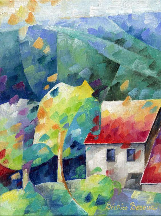 Superb Tuto Peinture A L Huile #4: Site Peinture A L Huile | ... U2013 Peinture à Lu0027huile U2013 Beatrice