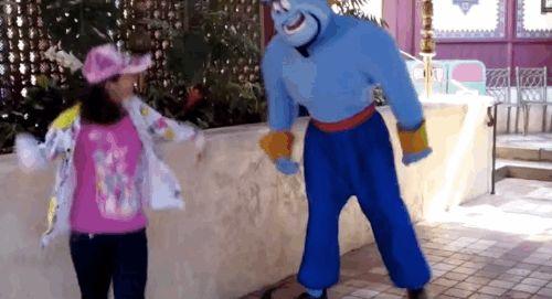 Go, Genie! It's your birthday!