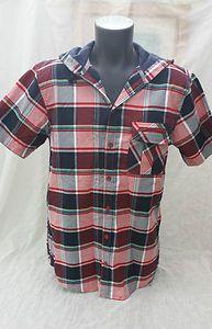 Mens Designer ***Lee Cooper*** Multi Coloured Short Sleeved Shirt with Hood | #eBay #ebayMobile  FINISHING: 2/9/13