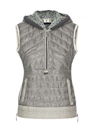 Mount Forbes, SportAlm Gilet  – selected by http://munich-and-beyond.com/