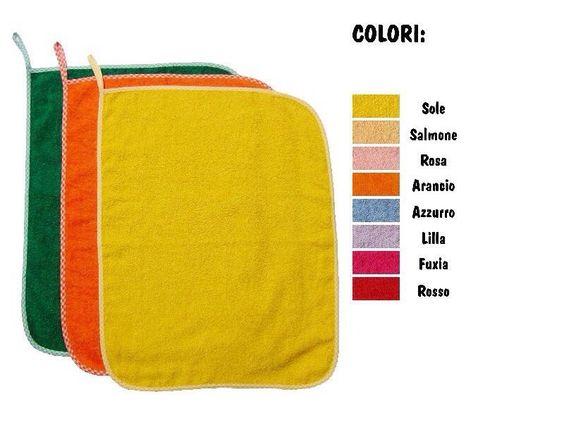 Asciugamani bambini asilo