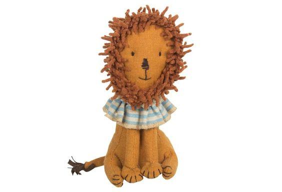 Circus Lion, Brown/Multi