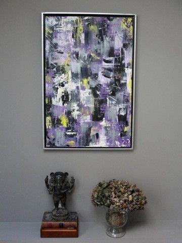 24 by 36 Purple Haze -Sold
