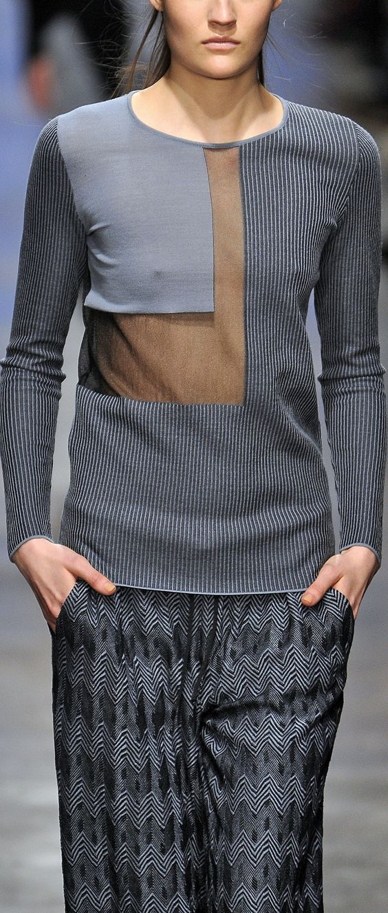 #Missoni  - #Milan #Fashion #Week #FW13/14