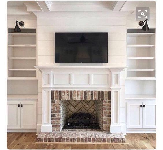 Surprisingly Cute Ideas Fireplace
