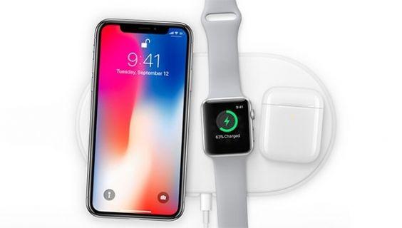 Apple'dan Kablosuz Şarj İstasyonu: AirPower
