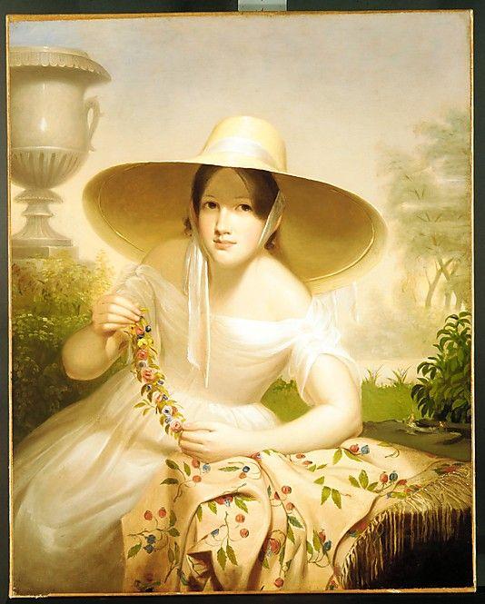 Cephas Giovanni Thompson, (1809–1888). Spring, 1838. The Metropolitan Museum of Art, New York. Gift of Mrs. Madeleine Thompson Edmonds, 1971 (1971.244) #spring: