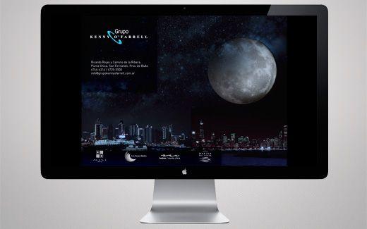 Desarrollo integral del sitio web.