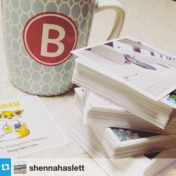 @shennahaslett 300+ #instagramprints from www.FoxGram.com / 25 cents each #foxgram