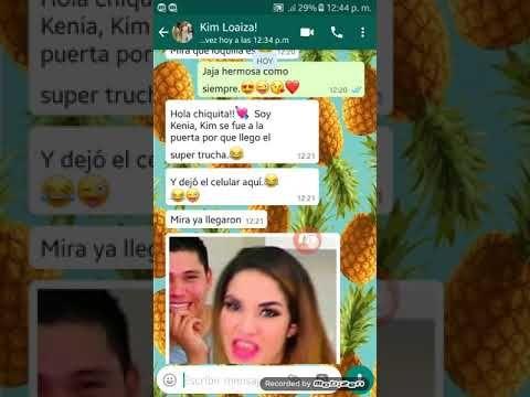 Les Doy Mi Número De Teléfono Kimberly Loaiza Juan De Dios Pantoja Kim Loaiza Youtube Kimberly Youtube Book Cover
