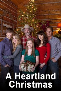 #131.  A Heartland Christmas, December, 2013. An illness and a mission to rescue horses permeates a family's Christmas in the Canadian Rockies. Lou is forced to put her Christmas plans on hold when Amy insists she accompany her to help free a herd of horses that may have been trapped in an avalanche. As Grandpa Jack and Amy's father anxiously await their return and finally set out to help,  Caleb and Ashley discover that Christmas isn't defined by expensive gifts.