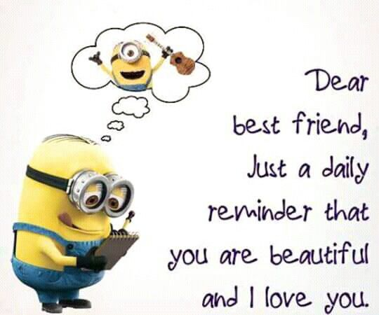 I Love You Friend Funny