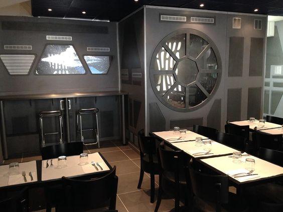 Pour tous les fans de Star Wars, le restaurant Odyssey n'attend que vous. Situé…