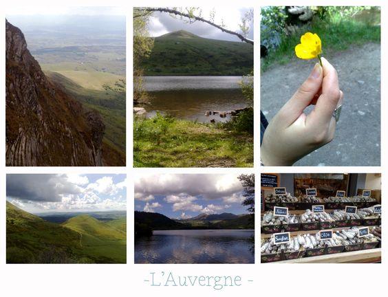 L'Auvergne en amoureux !