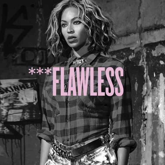 Beyoncé – Flawless (single cover art)