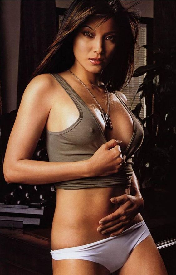Kelly Hu, exercise inspiration