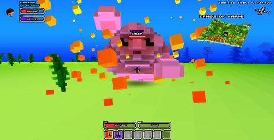 Sheep Boss Cube World Seed