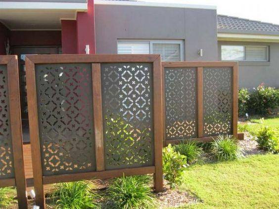 garden privacy ideas | Outdoor Privacy Screen Ideas … | Pinteres…