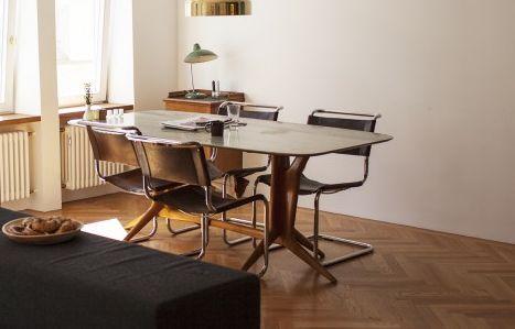 table - furniture  http://www.freundevonfreunden.com/interviews/tobias-petri/