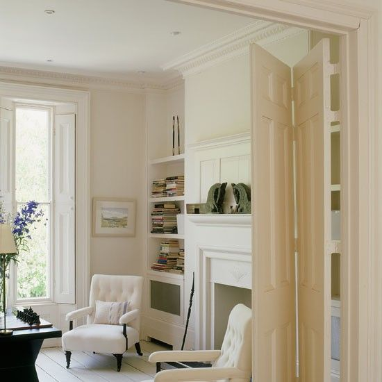 Living space seating | South-East London Victorian home | House Tours | Homes & Gardens | PHOTO GALLERY | Housetohome