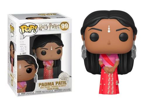 >99 Padma Patil Funko Pop