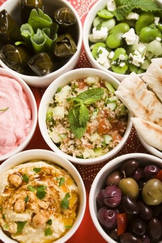 FEAST ON MEZE IN LEBANON  Lebanese food is one of the great pleasures of travel in the Middle East, and the mainstay of this cuisine is meze.