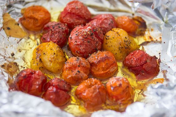 Roast Tomato Crostini Recipe | Roasts, Foodies and Tomatoes
