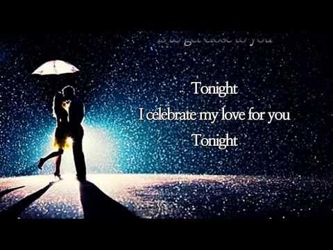 Tonight I Celebrate My Love Roberta Flack Peabo Bryson With Lyrics Youtube In 2020 Roberta Flack Peabo Bryson My Love
