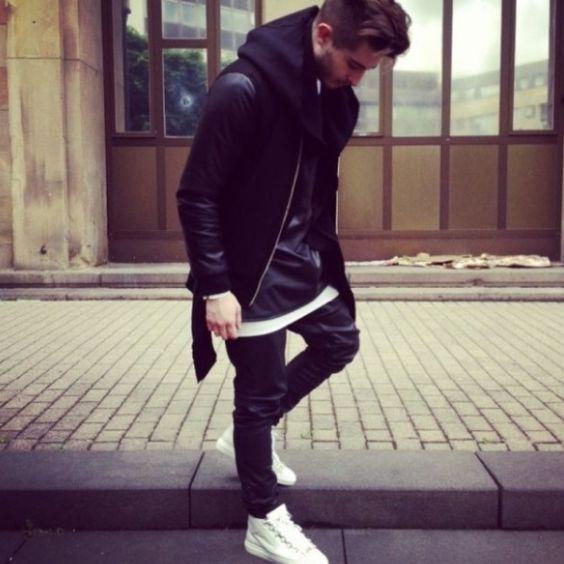 Black Hoodie Style | Fashion Ql