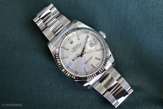 The Rolex Datejust