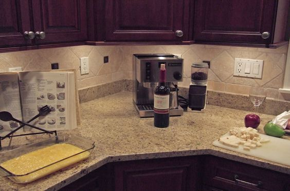 of stacked stone backsplash kitchen backsplash ideas zimbio