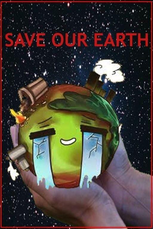 200 Contoh Gambar Poster Dan Slogan Bertema Lingkungan Hidup Lingkungan Hidup Seni Buku Poster