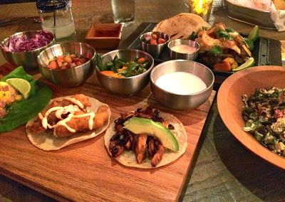 Southern Sophisticate: Saint Anejo Opens! Nashville's newest Cantina is fantastic!