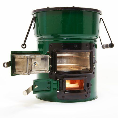 Chilly? Why not make your own rocket heater? A rocket stove mass heater or rocket heater, is a space heating system developed from the rocket stove, a type of efficient wood-burning stove, and the masonry heater. If you don't have central heating and you don't feel like shelling out your hard-earned dollars for