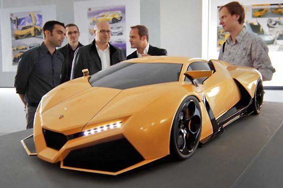 SPD para Adri Lamborghini