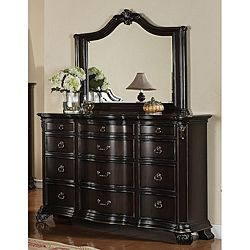 Thinking of this for a new dresser/mirror set. Love the merlot classy finish. This or white? Hmmm.