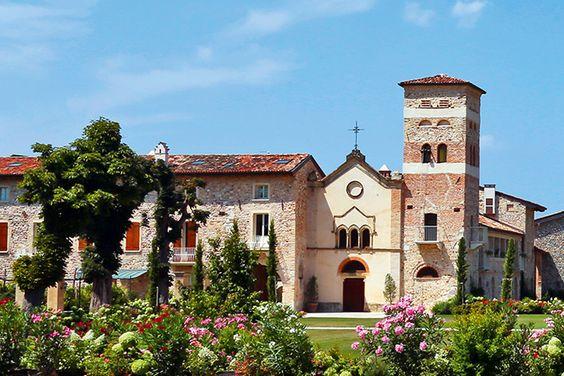 San Vigilio - w benedyktyńskim klasztorze