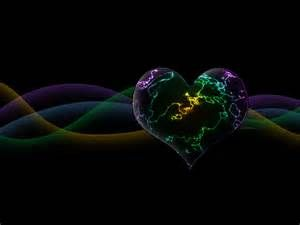 HUMAN DEVELOPMENT: Waves of energy flow through the heart where it is transformed. Love is the greatest Energy