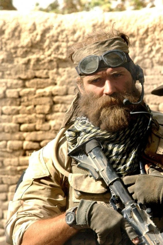 Delta Force Beard The United States Army...