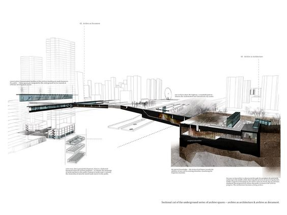 architectural thesis outline