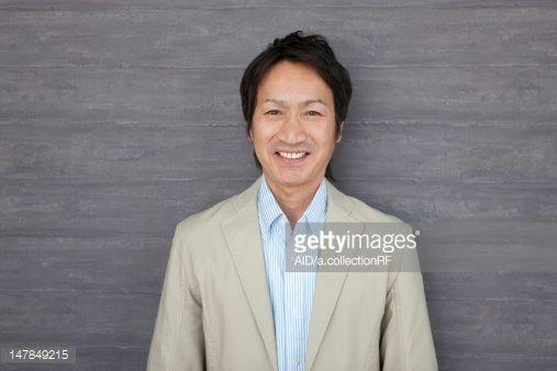 Stock Photo : Portrait of Mature Man