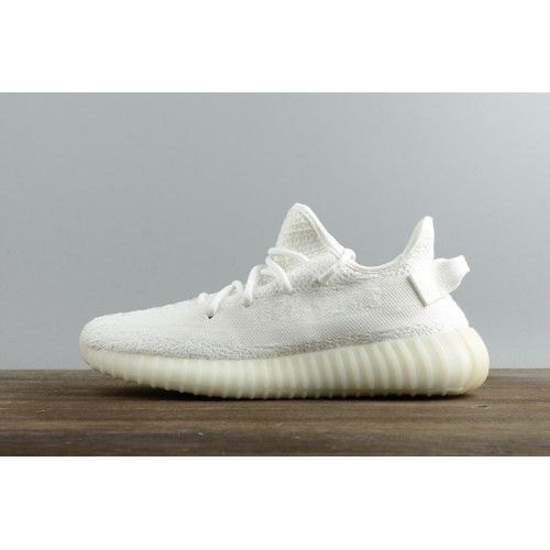 2017 Adidas Yeezy Boost 350 V2 Triple White Cremeweiss Cp9366 Yeezy