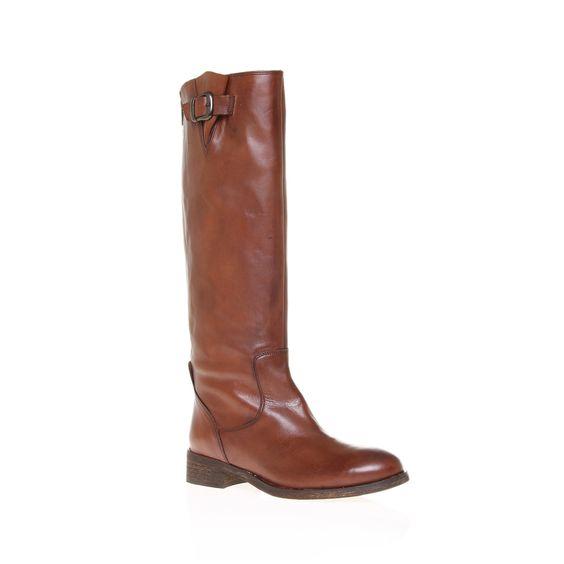 waterloo, brown shoe by kurt geiger london - women shoes