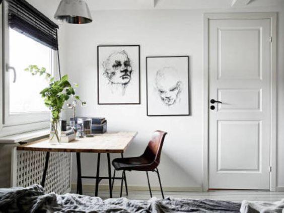 #北欧家居# 顶楼私享空间 #北欧设计#