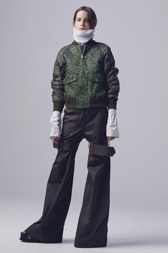 Sacai Pre-Fall 2016 Collection Photos - Vogue