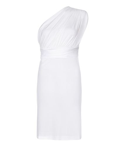 lovely for a registry office wedding  - Halston Heritage £145 (48% off)