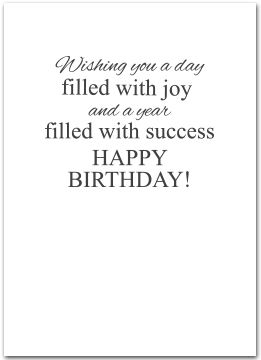 Business Birthday Cards - Employee Birthday Cards | Card ideas ...